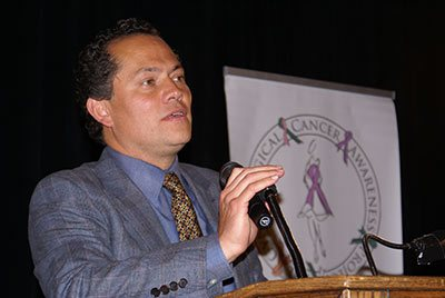Dr Padilla Women's Cancer Care