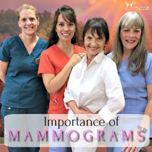 Importance of Mammograms
