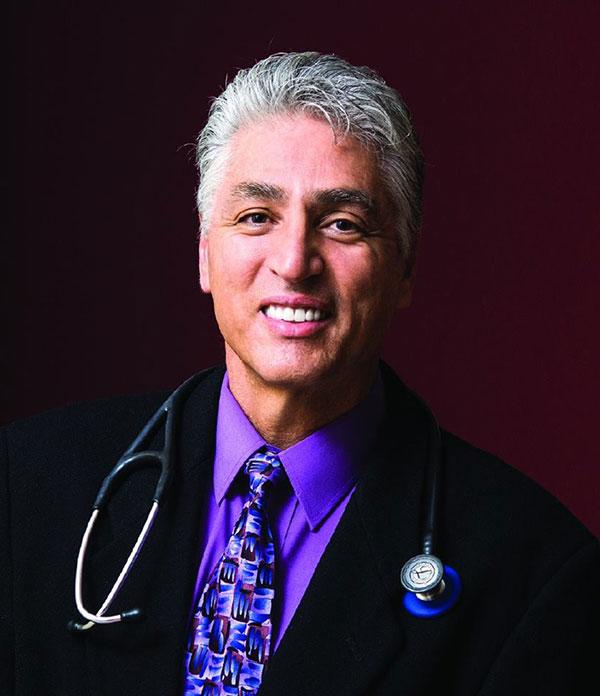 Doctor Victor V. Vigil
