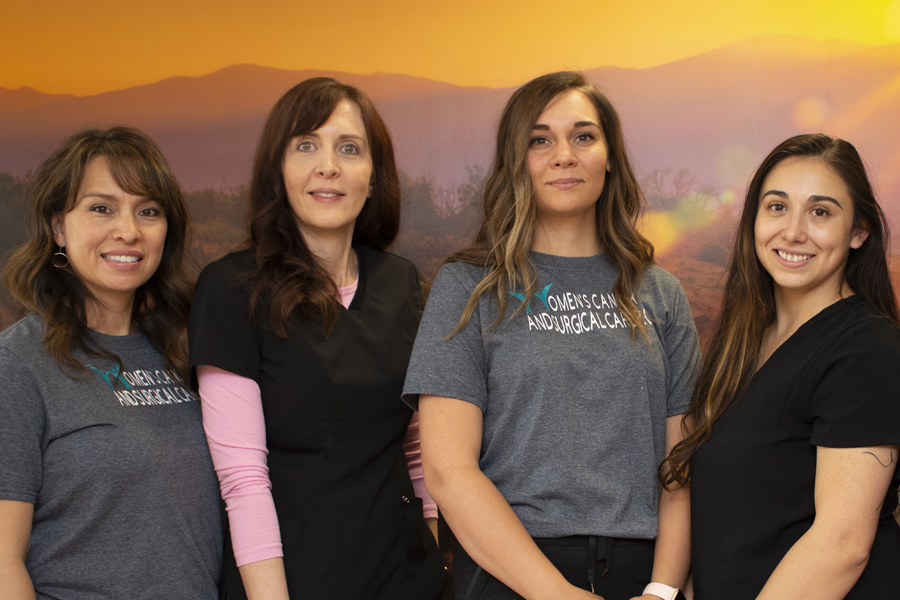Women's Cancer and Surgical Center Team